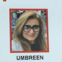 Umbreen Profile Pic